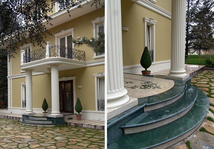 Classical House Project